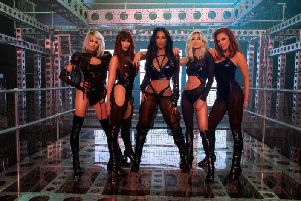 Doll Domination is coming to Haydock Park in the form of the Pussycat Dolls