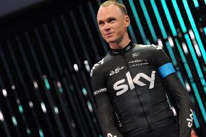Tour de France winner Chris Froome could be competing in East Yorkshire this year.