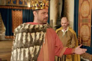 Danny Dyer discovers his ancestors in a new BBC1 show, Danny Dyer's Right Royal Family