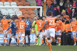 Mark Howard made a crucial penalty save during Saturday's 2-0 win against Walsall