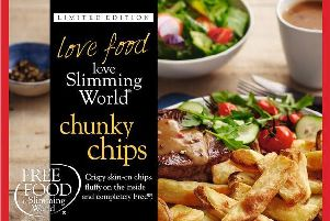These hotly anticipated Chunky Chips contain half the calories of McCains and are syn-free, meaning they can be enjoyed completely guilt-free.