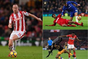 Charlie Adam, John Mike Obi and Leroy Fer all could be out of contract this summer