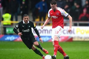 Harry Souttar has made a big impact in eight games for Fleetwood