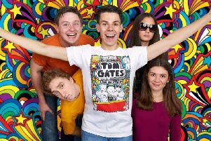 The Tom Gates cast