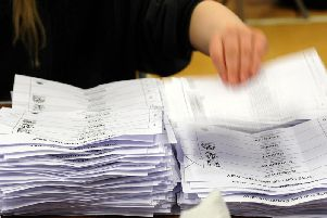 Voters go to the polls for the elections in Wyre this Thursday