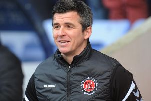 Joey Barton admits to feeling like a 'used car salesman'