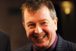 Stuart Maconie brings his live show to Lincoln next month