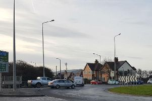 Norcross roundabout, near Fleetwood, is to get traffic lights to make the junction safer and fairer for pedestrians and cyclists as well as drivers