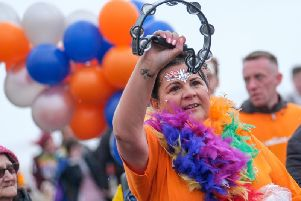 Pride celebrates the diversity in our communities