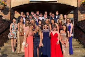 Time for Rossall School's Year 11 pupils to enjoy their Prom