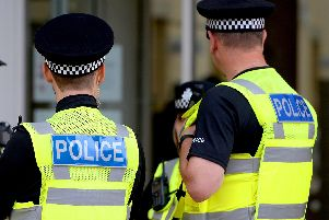 An increased police presence in Fleetwood led to 15 people being stopped and a youth being arrested