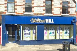 William Hill in Pall Mall, Chorley (Google Maps)
