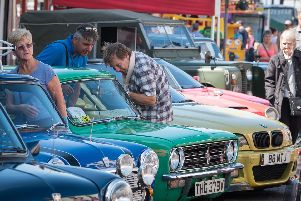 Fleetwood Festival of Transport is one of the biggest events of its kind in the country