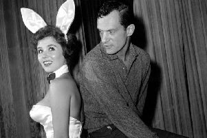 Lancashire women are campaigning against publications such as Hugh Hefner's Playboy magazine
