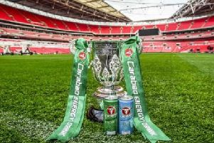 Blackpool and Fleetwood Town will be aiming to put their name into the hat for the second round of the Carabao Cup