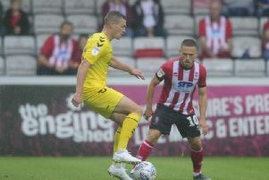 Paul Coutts has experienced promotion from League One