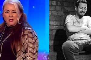Mandy Muden and Lukas Kirkby are part of the line-up for the comedy club in Gainsborough.