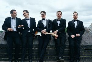 Buddy Holly and the Cricketers are live in Lincoln this month