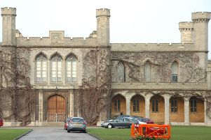 Lincoln Crown Court G120131-3
