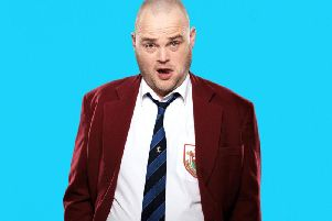 Al Murray: The Pub Landlord is live in Lincoln this month.