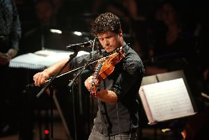 Seth Lakeman will play live in Gainsborough next year. Photo: Tim P Whitby/Getty Images.
