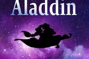 Aladdin is being performed at Gainsborough Academy this week.