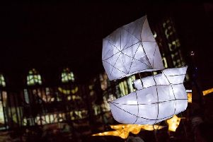There is a year of events planned to mark the sailing of the Mayflower