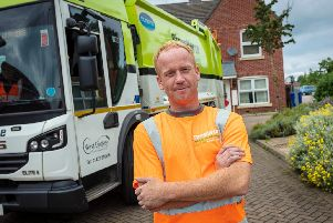 The charge for garden waste collections will remain at the 2018 price