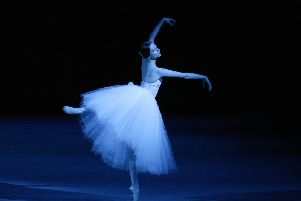 Bolshoi Ballet's production of Giselle is being shown in Gainsborough this weekend. Photo: Dimar Yusupov.