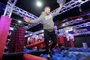 A Ninja Warrior park could be coming to Sheffield.