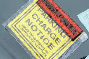 Would you challenge a parking ticket?
