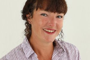 Louise Woodhouse, who runs Adds Up, a bookkeeping and accounts service in Morton.