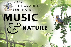 The Royal Philharmonic is presenting Music & Nature at the Baths Hall in April