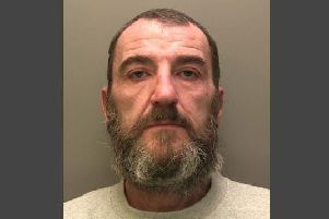 Stuart Wright. Image supplied by Lincolnshire Police.