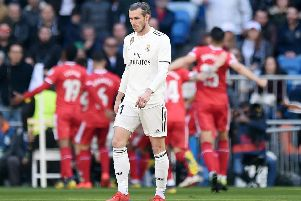 Gareth Bale could be heading back to England.