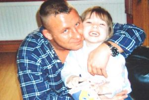 Kenny Oldroyd will be remembered at a fundraising event next month.