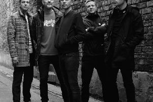 Shed Seven will play the Baths Hall in December