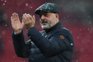 Keith Hill has been sacked by League One strugglers Rochdale.(Photo by Shaun Botterill/Getty Images)