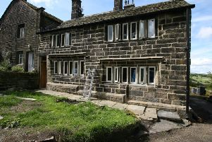 Cragg Builders Ltd was selected to win by judges for its work on a Grade II Listed 17th century cottage in Widdop, Hebden Bridge.
