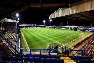 Luton Town;s move away from Kenilworth Road has moved a step closer. (Photo by Clive Mason/Getty Images)