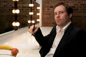 Ardal O'Hanlon is live in Lincoln this week