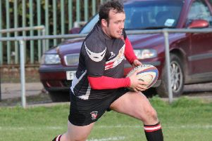 Zac Thompson was prominent in Brods' win
