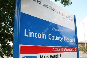 The new Macmillan cancer support centre will be based at Lincoln County Hospital