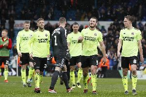 Sheffield United after beating Leeds