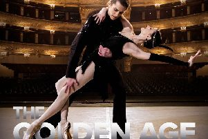 Bolshoi Live returns to Trinity Arts Centre next week