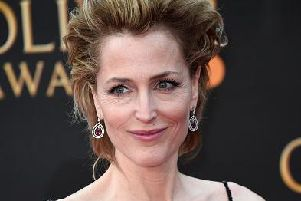 Gillian Anderson stars in All About Eve live from London at Trinity Arts
