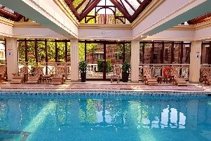 Try the bubbly jacuzzi, steam room and spa in the transformed Retreat part of the spa