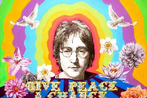 The music of John Lennon is celebrated at New Theatre Royal Lincoln this week.