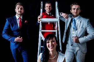 Local family group, The Bowkers, are one of the headline acts lined up for 'Party On The Square'.