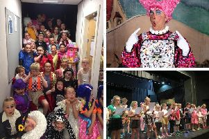 Anny Fanny's summer panto school returns to the Plowright Theatre for the summer holiday.